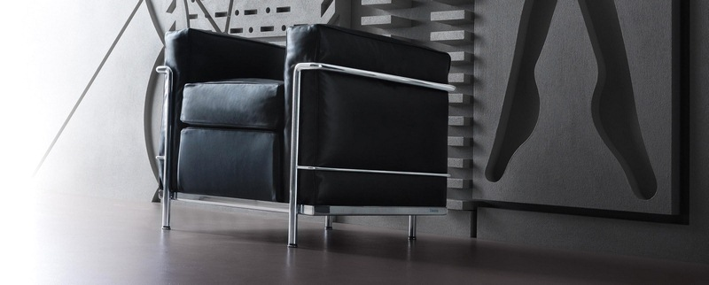 The LC2 Chair Materials