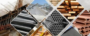 Featured of 12 Most Commonly Used Materials for Building Supplies