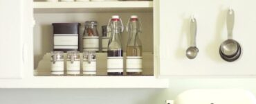 Featured of How to Organize Your Kitchen Cabinets