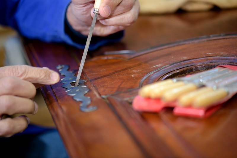 Beautiful Restorations: A Step-By-Step Guide to Restoring Wooden Furniture