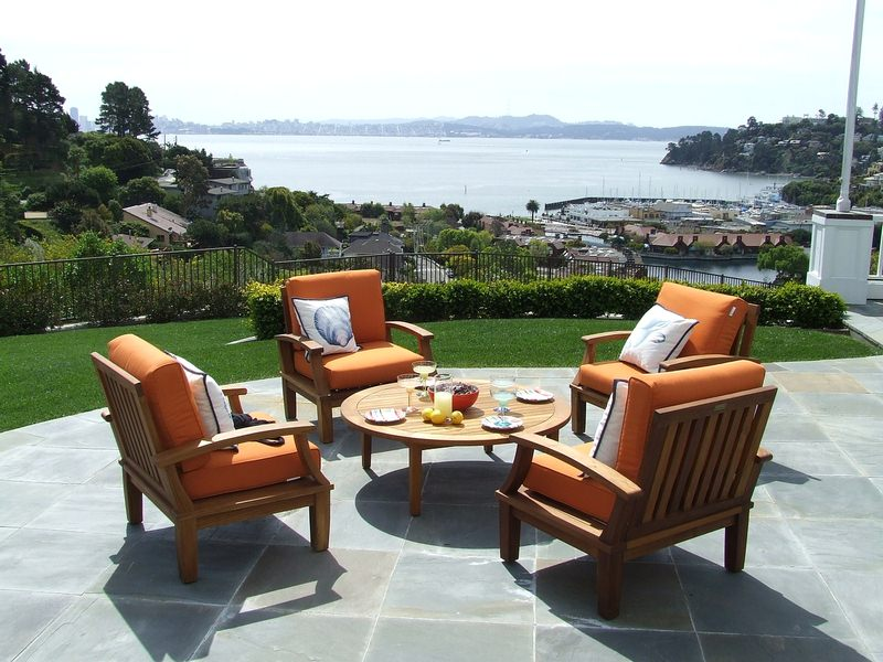 Points to Consider When Choosing Your Outdoor Furniture