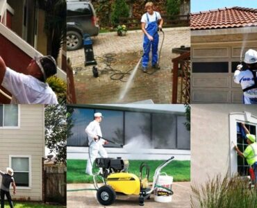 Featured of Pressure House Washing