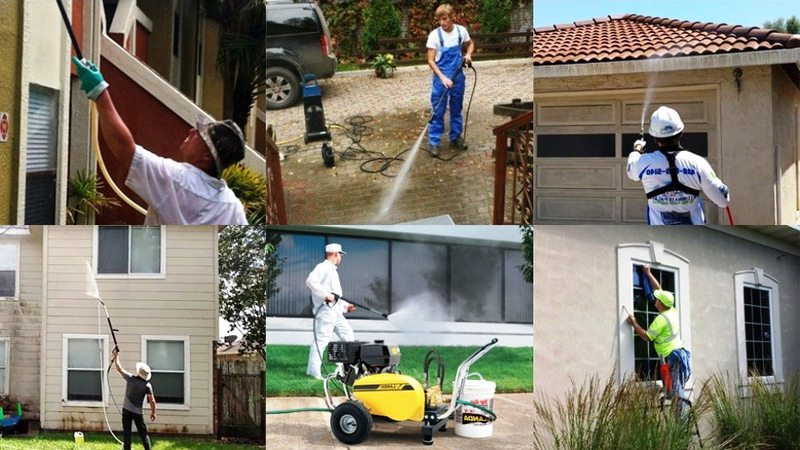 What to Look for When Hiring a Pressure House Washing Company