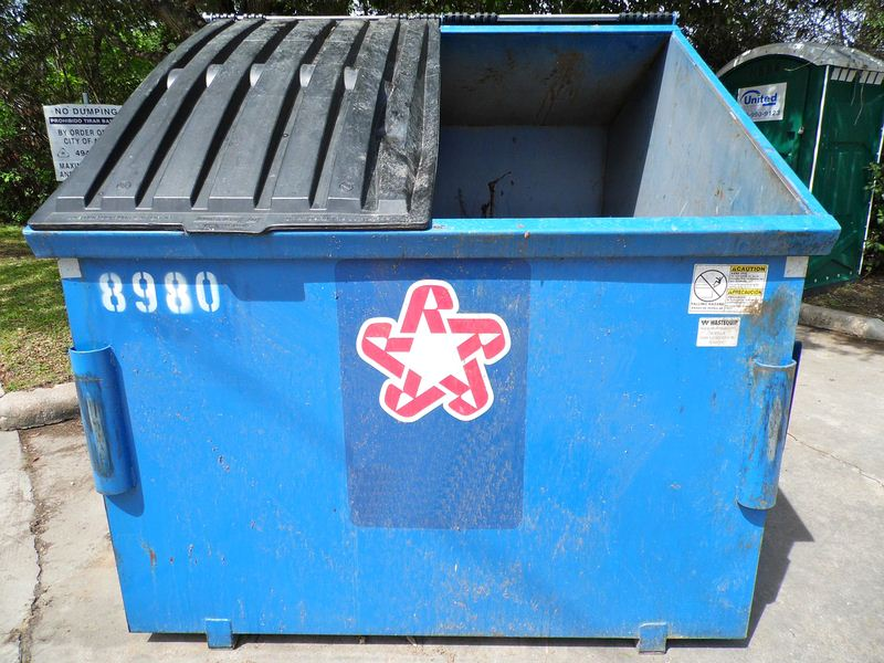 Renting Dumpsters is Often a Necessity for Maintaining Clean Homes