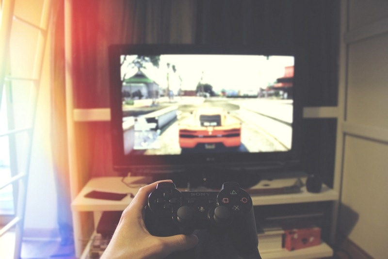 Transform Your Ordinary Living Room into a Gaming Room in 4 Easy Steps