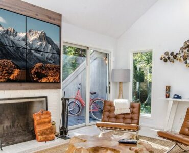 Featured of how video walls can be used in a variety of ways throughout your home
