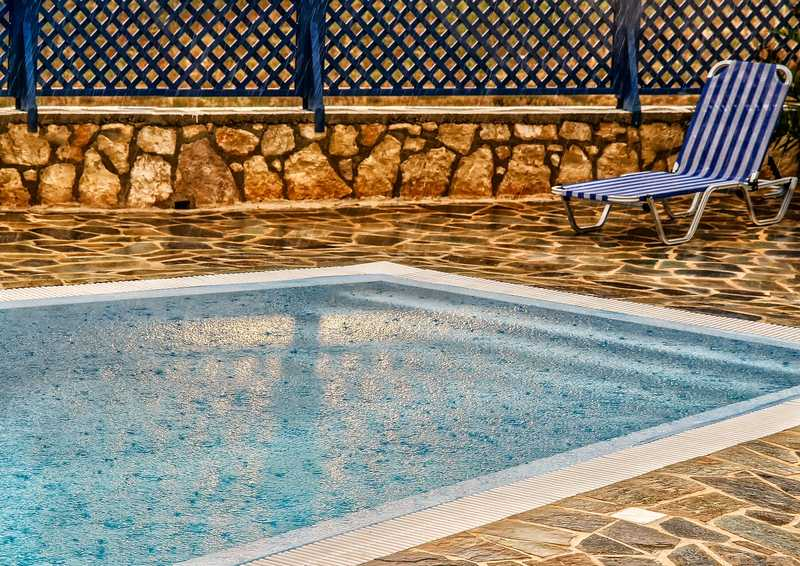 Pool Maintenance 101 - Does Rain Have a Negative Effect on the Water in Your Swimming Pool