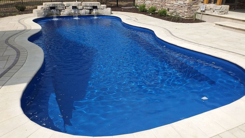 Fibreglass Swimming Pool Benefits