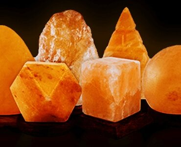 Featured of How to Use Multiple Colored Crystal Salt Lamps During Home Décor