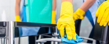 Featured of Reasons to Getting Commercial Cleaning Services at Intervals