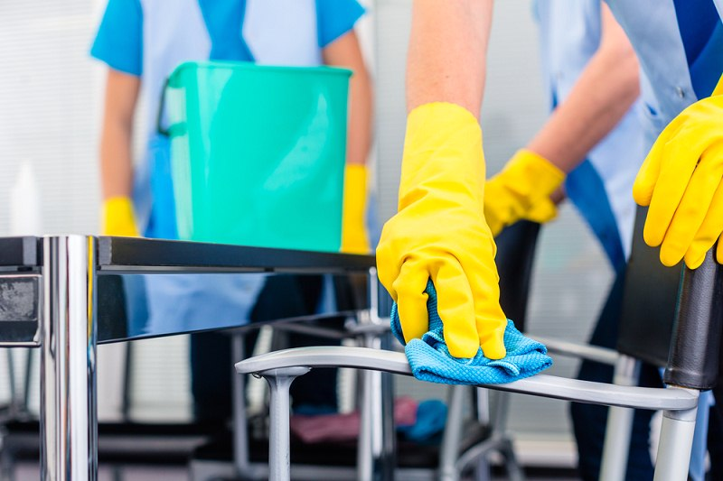 Reasons to Getting Commercial Cleaning Services at Intervals