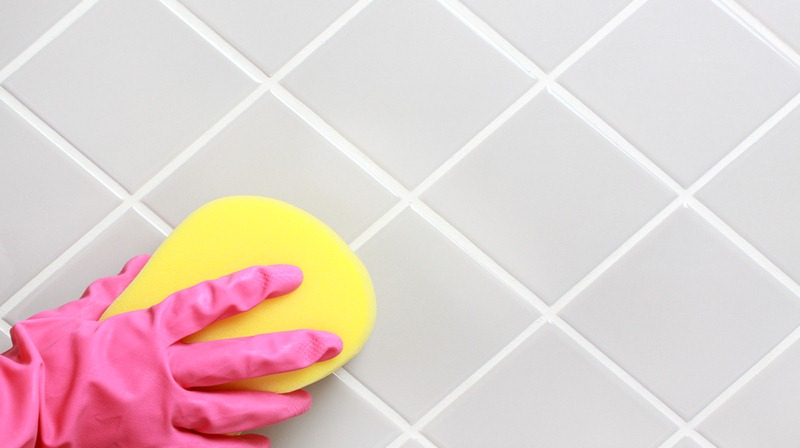 How to Renew Tiles Grout with a Steam Cleaner