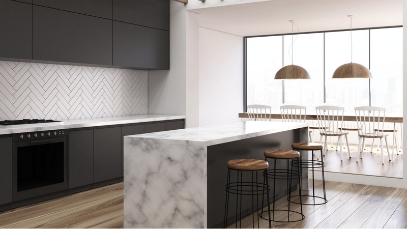 image - How You Can Class Up Your Home with Marble Countertops