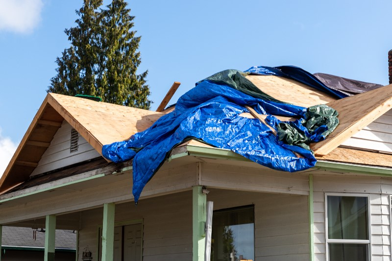 Signs of Roof Damage That Tell It Is Time to Think About Roof Replacement