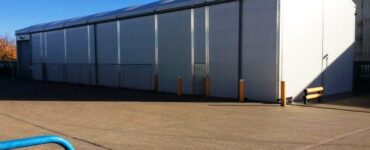 Featured of Temporary Commercial Buildings