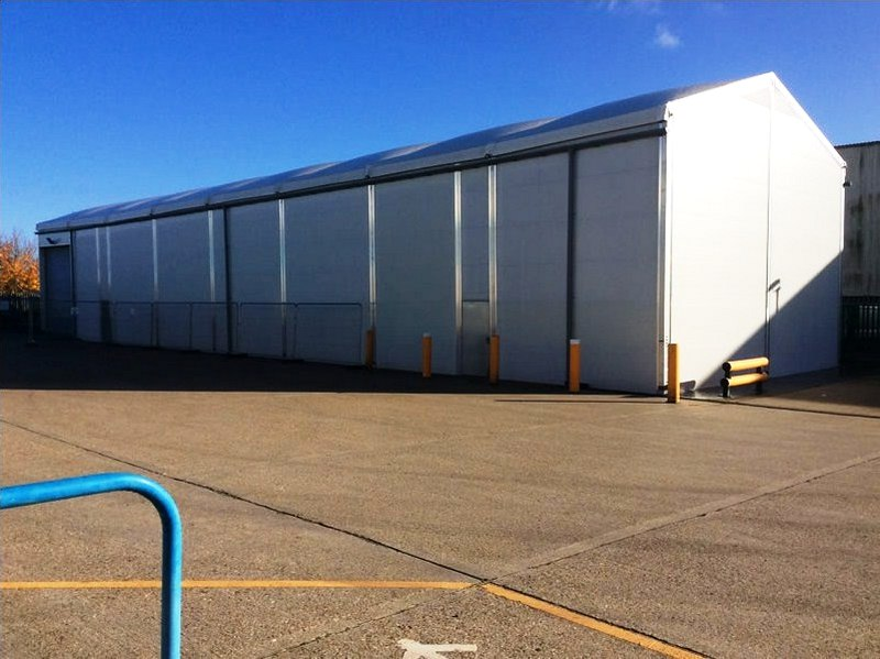 Temporary Commercial Buildings - The Advantages and the Drawbacks