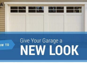 Featured of How to Give Your Garage a New Look