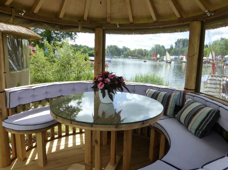 How to Treat Your Wooden Gazebo