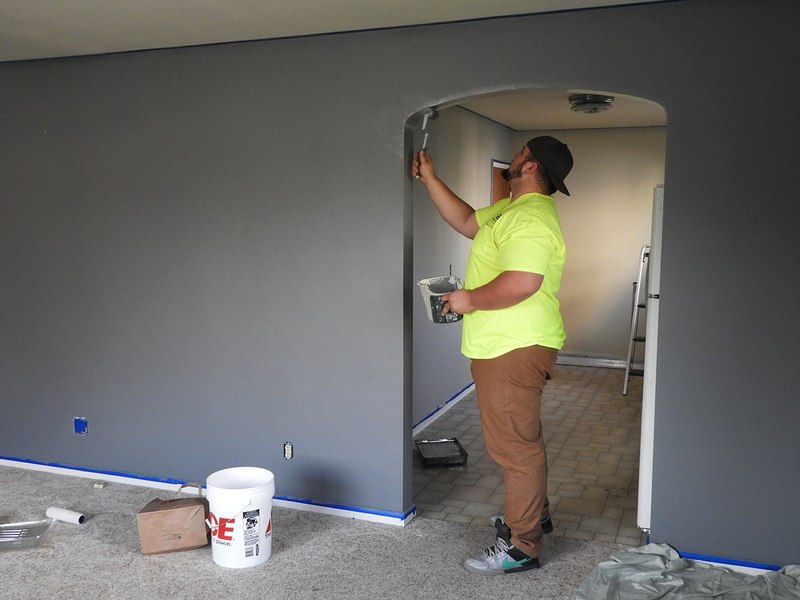 Important Steps to Take When Painting Your Home