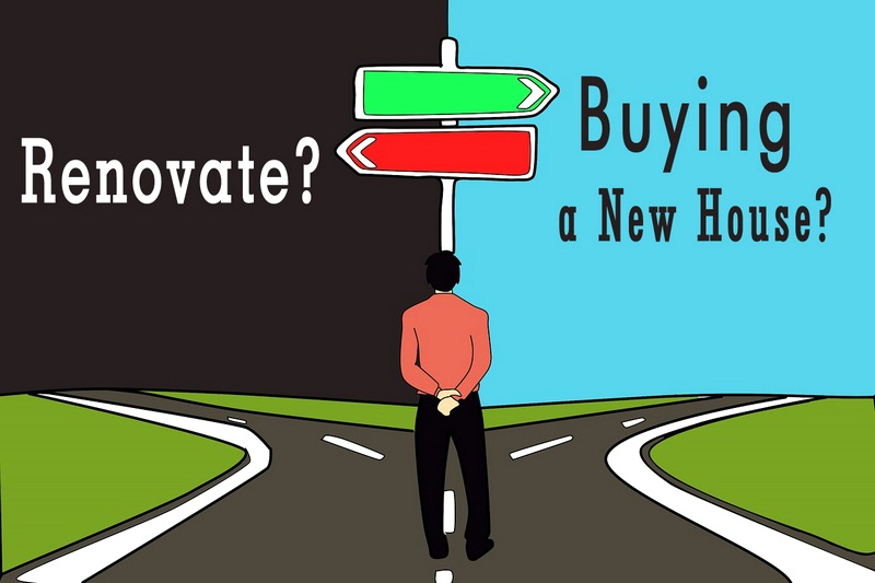 Renovating vs Buying a New House - Which is Better