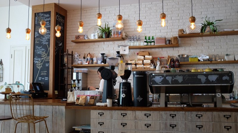 Best ways to Give Your Coffee Shop an Attractive Look