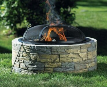 Featured of The Difference between Patio Fire Pits and Outdoor Fireplaces