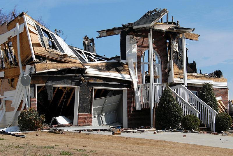 Image - Home Insurance, What Unfortunate Incidents Does It Cover