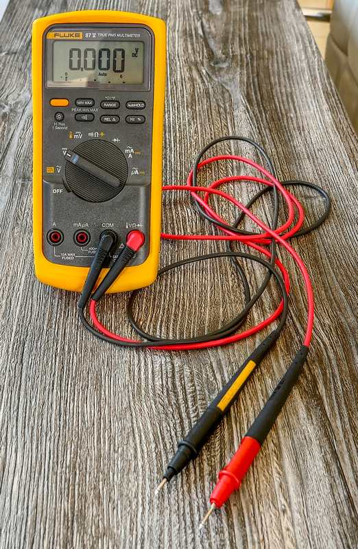 image - Multimeter Home DIY Project
