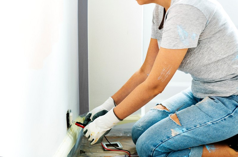 Image - Process - Install or Repair Drywall
