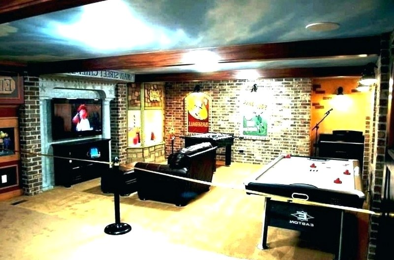 image - Turn Your Basement Into the Ultimate Gaming Space