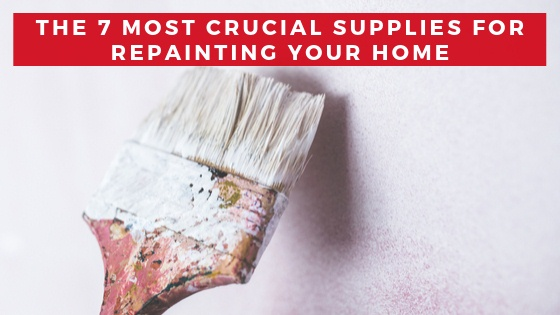 image - The 7 Most Crucial Supplies for Repainting Your Home