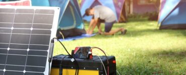 Featured image - 6 Powerful Benefits of Using a Portable Solar Generator