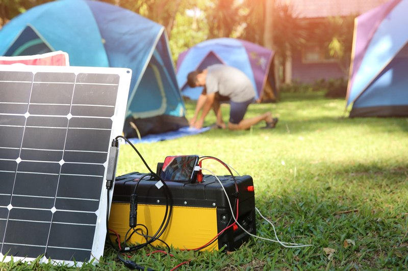 image - 6 Powerful Benefits of Using a Portable Solar Generator
