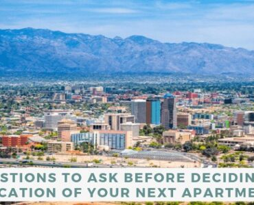 Featured image - How to Decide on the Location of Your College Apartment