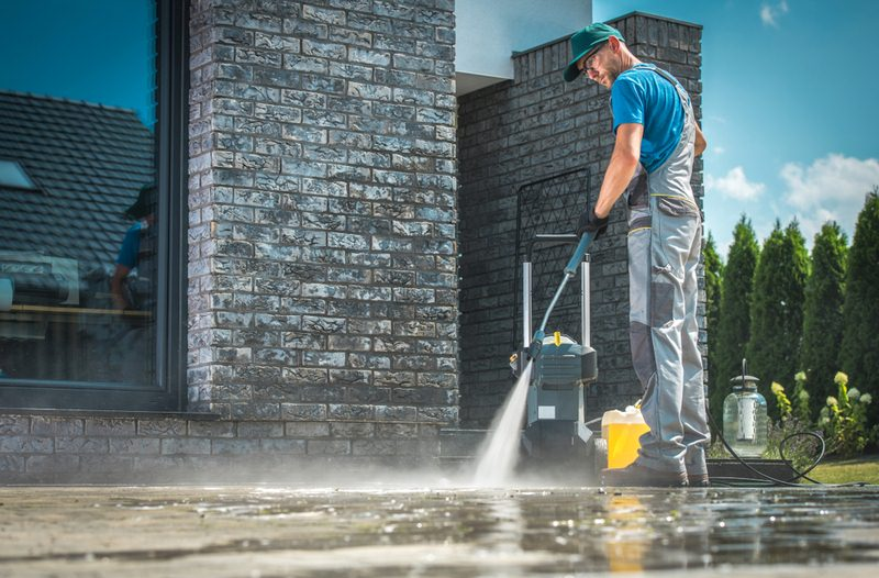 image - Benefits of High-Pressure Power Washing your Home Annually