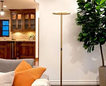 Featured image - Lighten Up Your Home with a Led Torchiere Floor Lamp