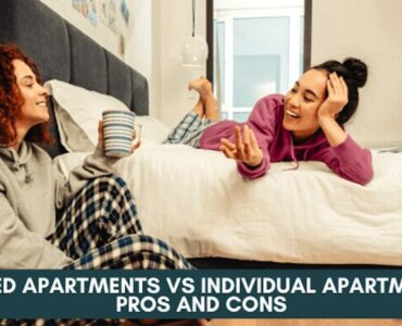 Featured image - The Pros and Cons of a Shared vs. Individual Apartment