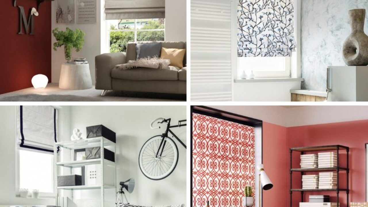 6 Types Of Roman Shades Brighten Update Every Room S Style