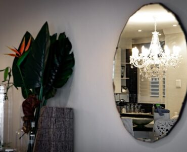Featured image - How to Use Mirrors to Create a Beautiful Space at Home or Work