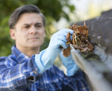 Featured image - The Ultimate Gutter Cleaning Guide - What You Need to Know