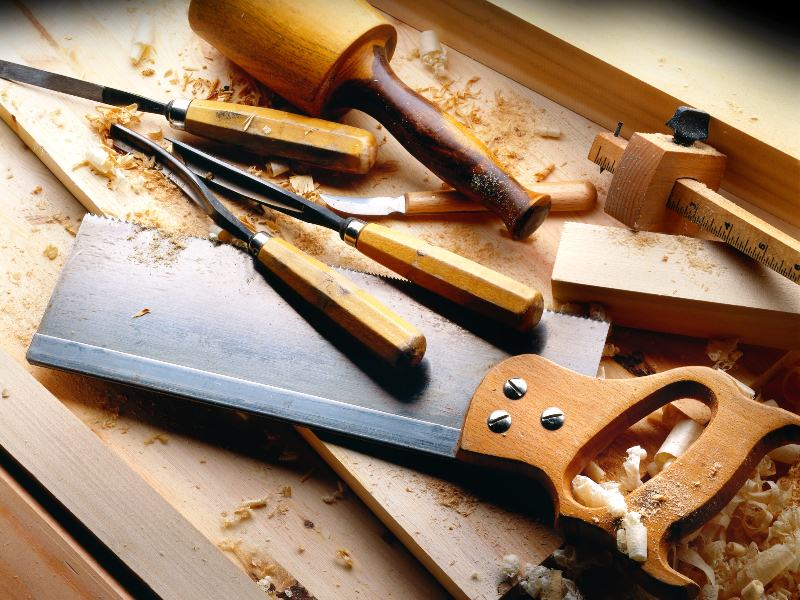 √ 7 Woodworking Tools Every Woodworker Needs • Dream Lands Design