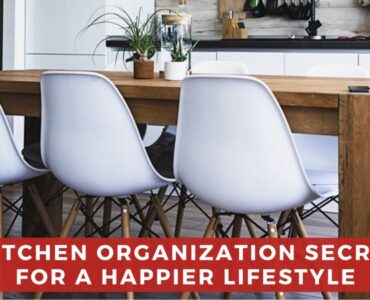 Featured image - 5 Kitchen Organization Secrets for a Happier Lifestyle