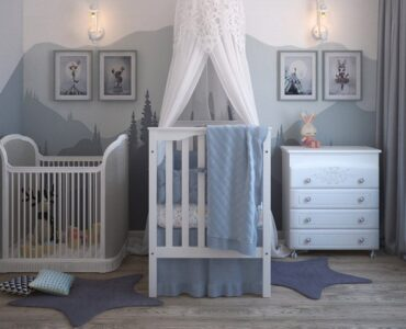 Featured image - How to Design a Baby Nursery