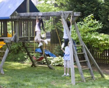 Featured image - How to Build Your Own Backyard Playground