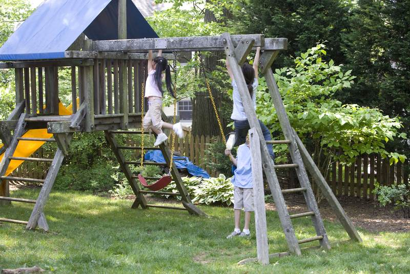 image - How to Build Your Own Backyard Playground