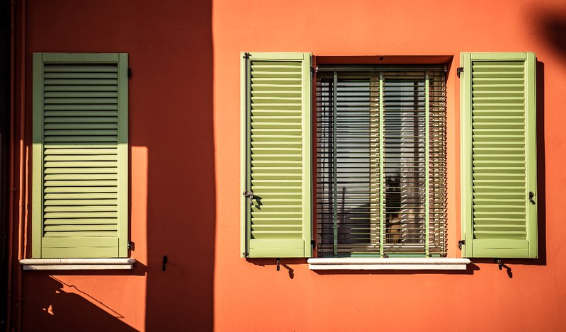image - Different Designs of Window Shutters Create Distinctive Styles