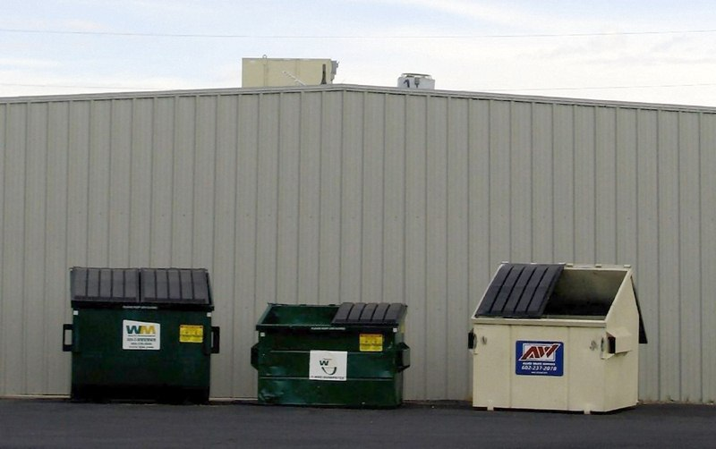 image - Dumpster Rentals Best for Cities like Washington DC - DC Guide Book
