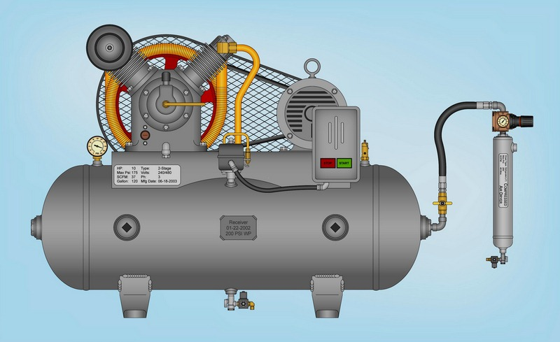 image - The Right Air Compressor for Your Business