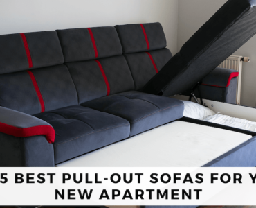 Featured image - The 5 Best Pull-Out Sofas to Buy for Your New Apartment