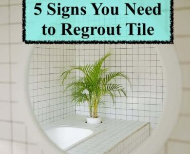 Featured image - 5 Signs You Need to Regrout Tile